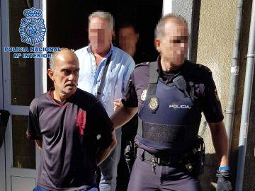 Preso detenido