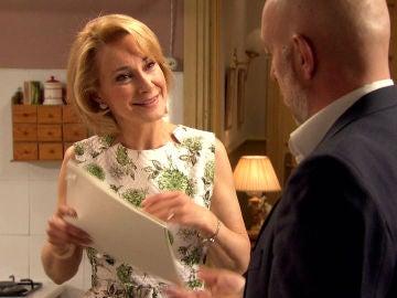 La complicidad vuelve a la relación de Matilde y Azevedo