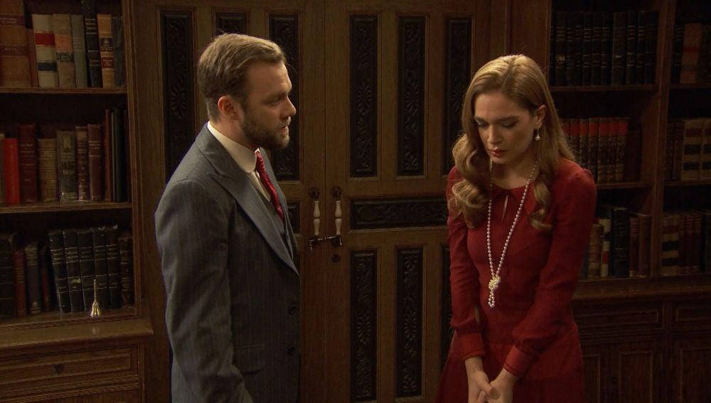 """Fernando: """"Julieta, ahora que tienes el arma debes apuntar al verdadero culpable y hacer justicia"""""""