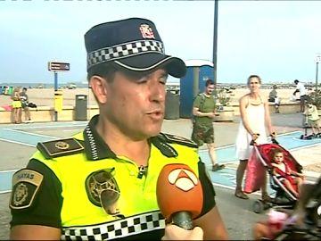 Encuentran el cadáver del joven de 20 años desaparecido en la playa de la Malvarrosa