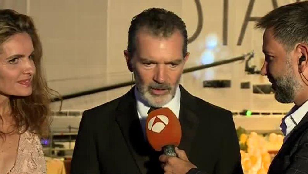 Antonio Banderas, en Starlite 2018