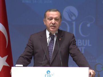Erdogan advierte a Trump que Turquía responderá a los aranceles