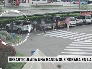 Los Mossos desarticulan una banda que robaba a conductores en las áreas de servicio de la AP-7