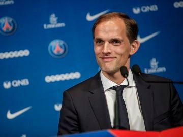 Tuchel, entrenador del PSG