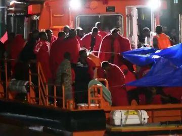 Las pateras procedentes de África no dejan de llegar a las costas españolas