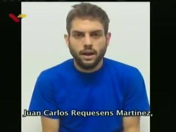 """El Gobierno Venezolano difunde un vídeo con la """"confesión"""" de acusado por el atentado a Maduro"""