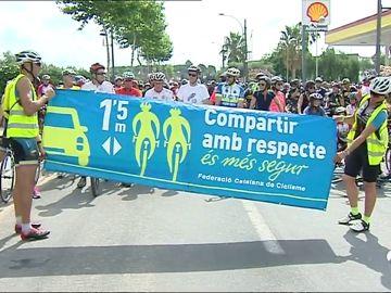 Manifestación_ciclistas