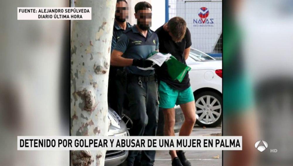 Detenido un británico acusado de atar, golpear y abusar sexualmente de una joven en Magaluf