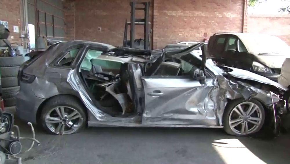 Mueren tres jóvenes y otros dos resultan heridos en un accidente de tráfico en Balaguer, Lleida