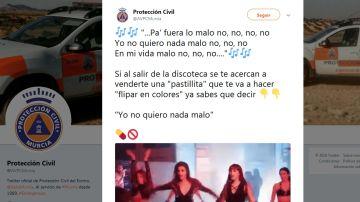 Consejos de Protección Civil Murcia