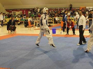 Europeo de Taekwondo en Marina d'Or