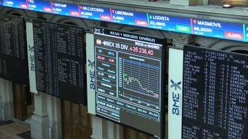Los mercados europeos en rojo por la crisis de la lira turca
