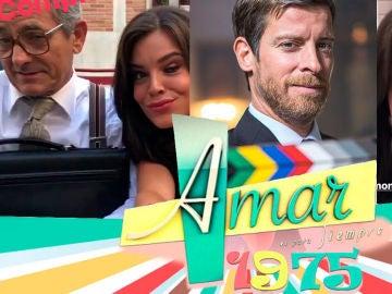 Arranca el rodaje de la séptima temporada de 'Amar es para siempre' con nervios, entusiasmo y mucha diversión