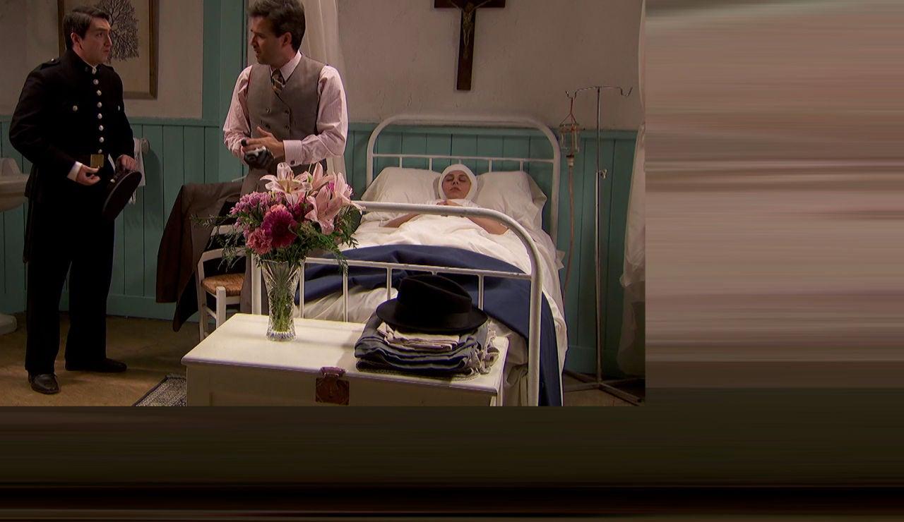 Adela despierta del coma tras el intento fallido de Basilio