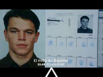 Antena 3 emite 'El mito de Bourne' con Matt Damon