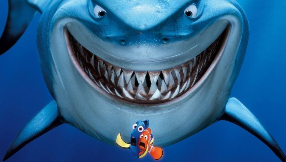 Bruce, el tiburón de 'Buscando a Nemo'
