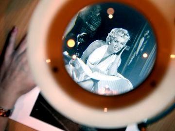 Imagen de la actriz Marilyn Monroe