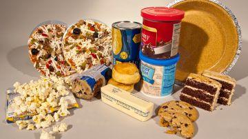 Una alimentación variada, sí, pero con opciones saludables.