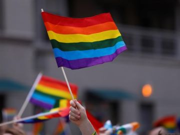 Bandera LGTB