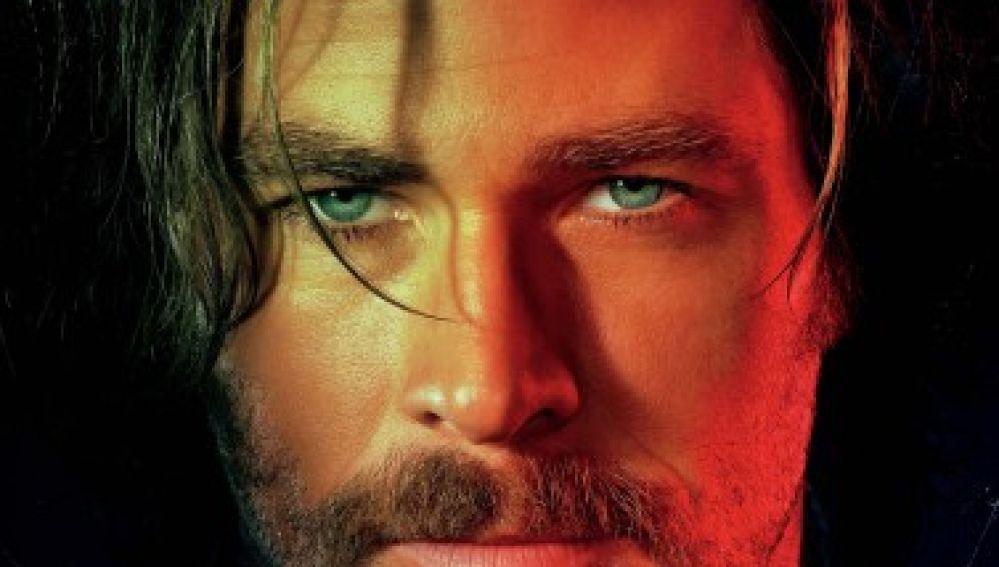 Chris Hemsworth en 'Malos Tiempos en El Royale'