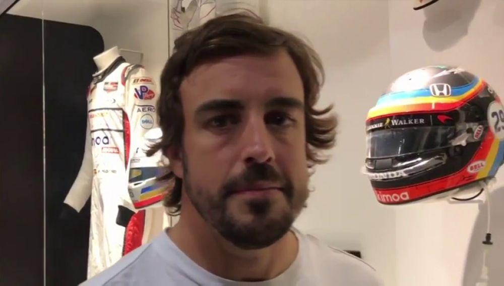 """Fernando Alonso anuncia su adiós a la Fórmula 1: """"Querida F1... Tengo otros retos más grandes de los que me puedes ofrecer"""""""