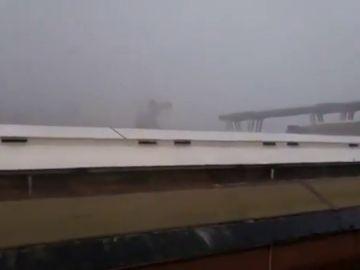 Decenas de muertos por el desplome de un viaducto en una autopista en Génova