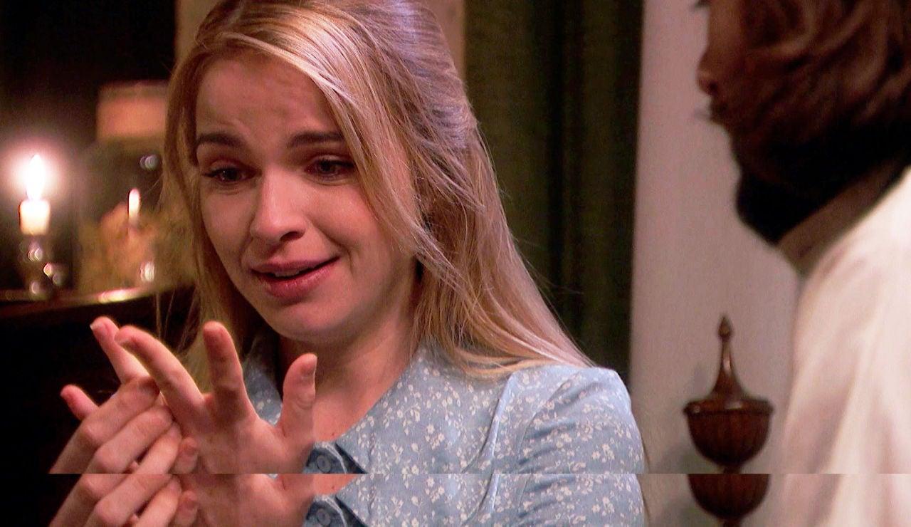 SUPER Isaac pide matrimonio a Antolina