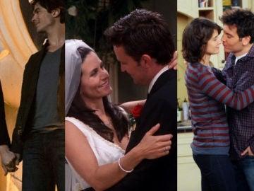 Las parejas más románticas de las series