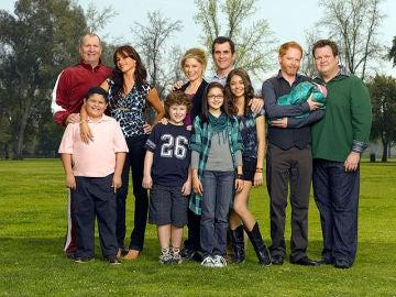 Las familias de 'Modern Family', un gran ejemplo a seguir