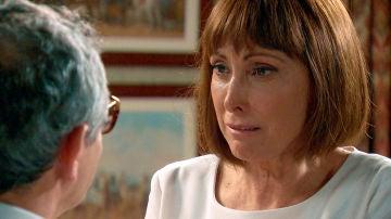 El miedo a morir hace que Teresa vuelva a los brazos de Quintero