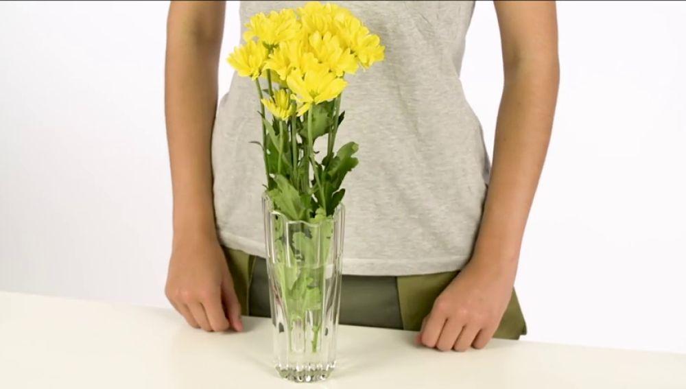Trucos para que las flores cortadas duren más tiempo