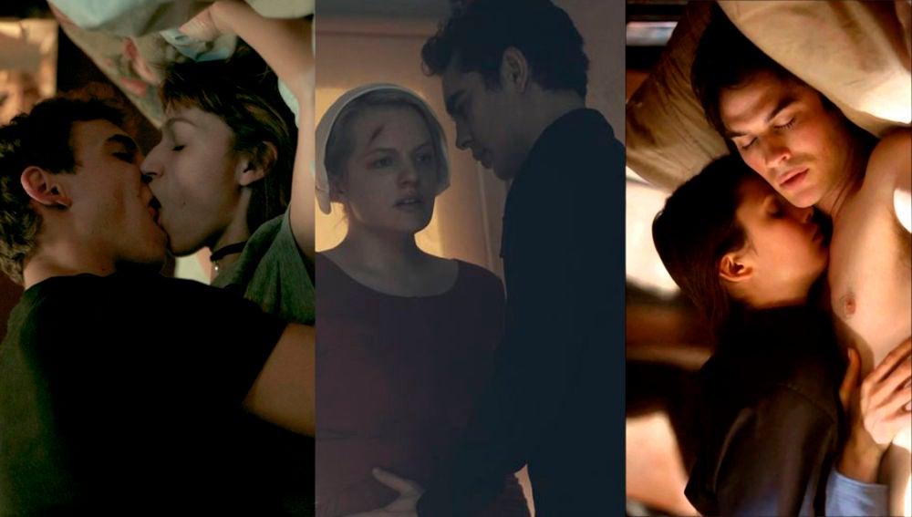 'La casa de papel', 'El cuento de la criada' y 'Crónicas vampíricas'