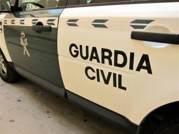 Imagen de archivo de un coche de la Guardia Civil