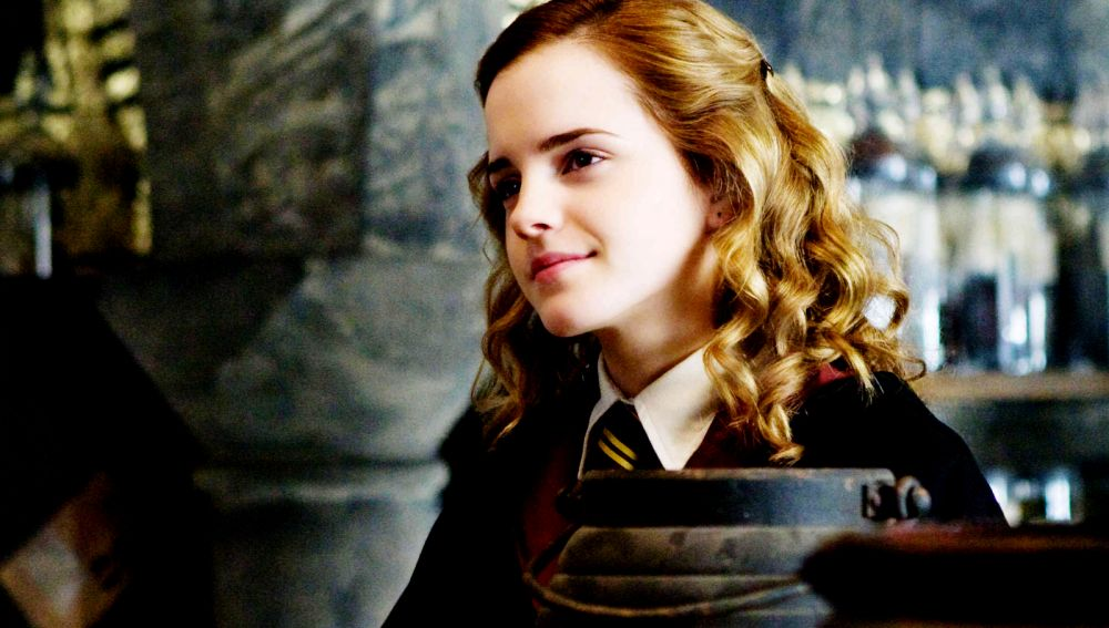 La Hermione de la saga original