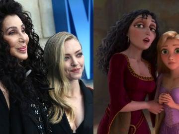 ¿Serán Cher y Amanda Seyfried las nuevas protas de 'Enredados'?
