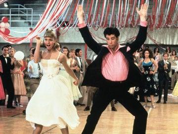 Escena baile 'Grease'