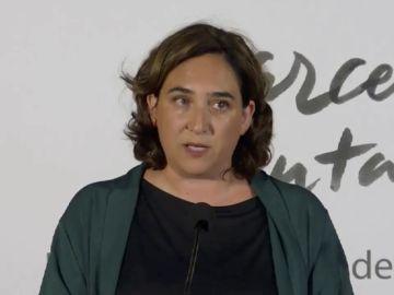 """Colau, en el primer aniversario de los atentados del 17-A en Barcelona: """"Querían hacernos daño, y lo lograron, pero no lograron contagiarnos su odio"""""""