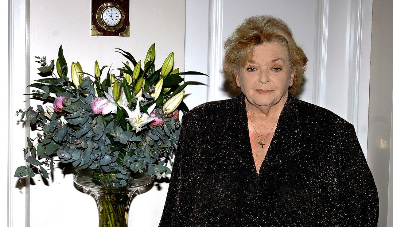 La actriz Marisa Porcel