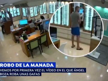 El abogado de La Manada habla sobre el vídeo en el que Ángel Boza roba unas gafas