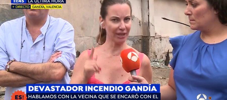Antena 3 tv espejo p blico julia la vecina de gand a for Ver espejo publico hoy