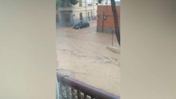 Alerta por lluvias torrenciales en el este peninsular