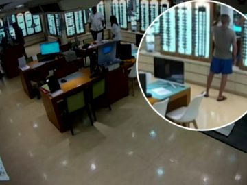 El vídeo del robo de Ángel Boza, miembro de 'La Manada': así se llevó unas gafas de sol de unos grandes almacenes en Sevilla