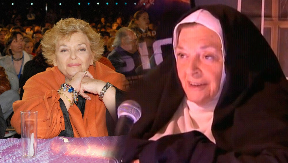 Marisa Porcel en 'Aquí no hay quien viva'
