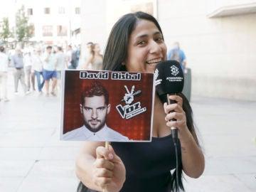 El diario de 'La Voz': el 'team Bisbal' comienza a sumar fans