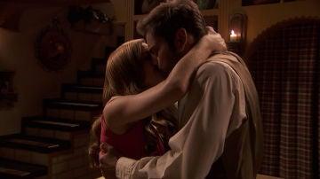 """Las románticas palabras de Saúl a Julieta: """"Lo único que pensé cuando iba a morir es que no te volvería a ver"""""""