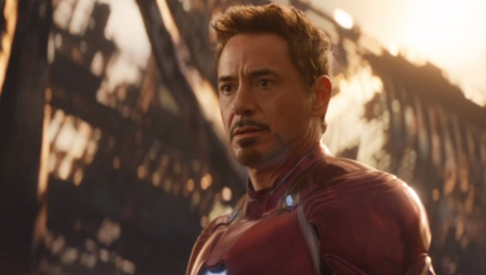 Iron Man en 'Vengadores: Infinity War'