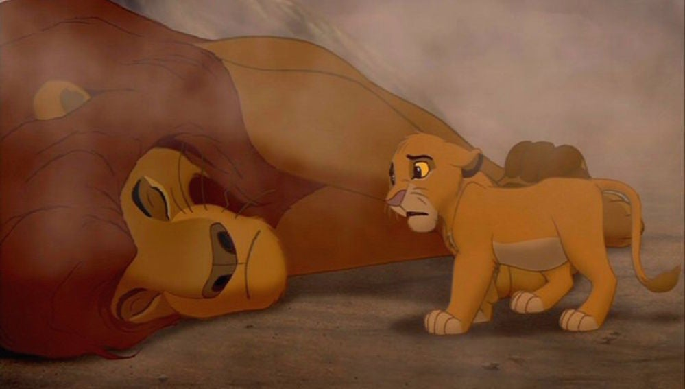 La muerte de Mufasa, el acontecimiento más traumático de tu infancia