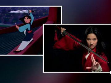 Dinsey publica la primera imagen de la protagonista 'Mulan' en carne y hueso 'Mulan' será interpretada