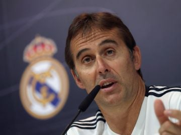 Lopetegui, entrenador del Real Madrid