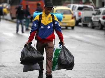 Un venezolano